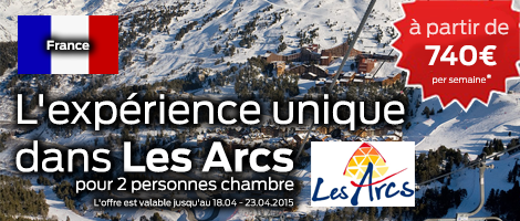 Holidays in Les Arcs
