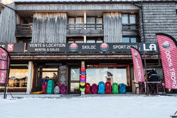 Ski Loc